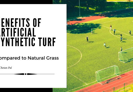5 Benefits Of Artificial Synthetic Turf