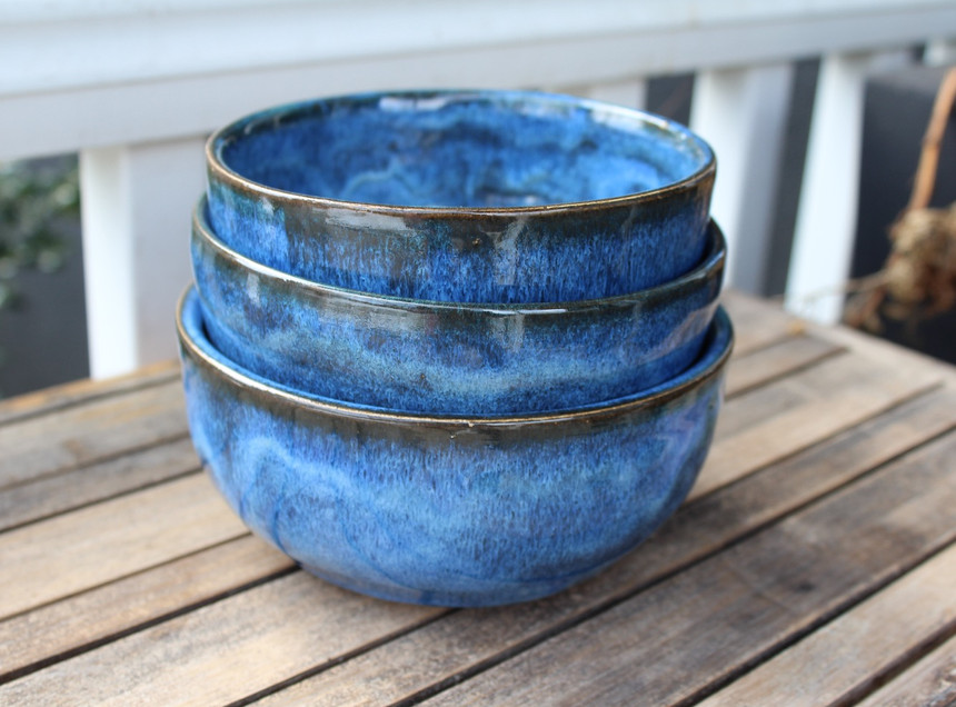 Arctic Blaze Bowl Set