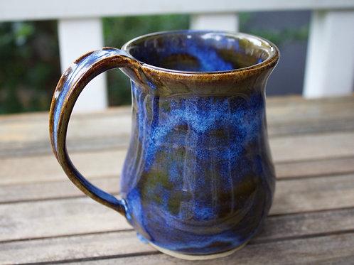 Jungle Sapphire Mug 02