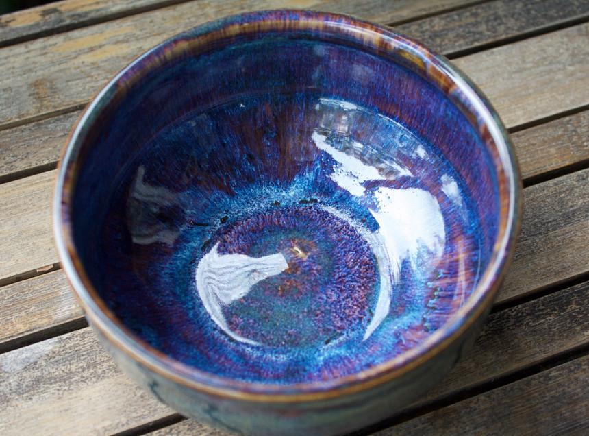 Mermaid Scales Small Bowl