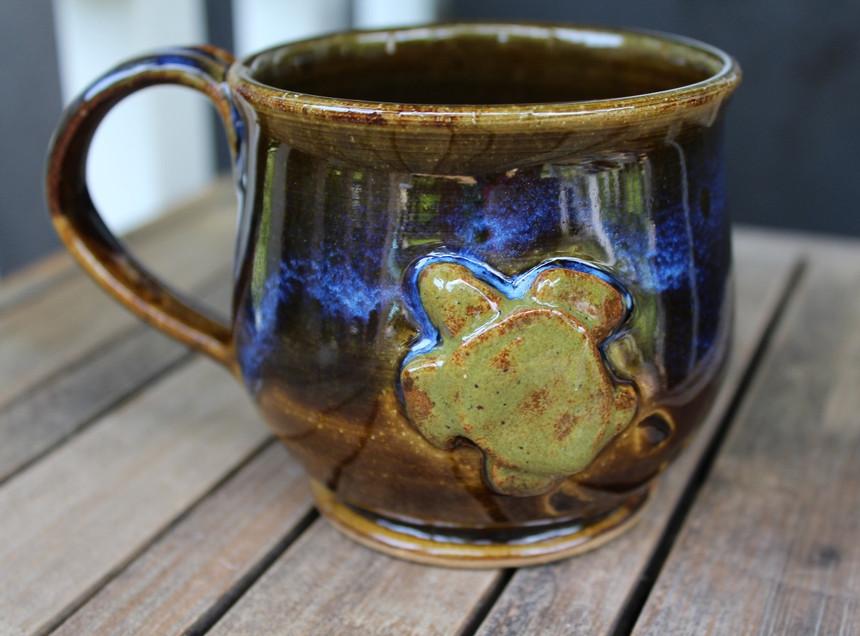 Turtle Mug 008