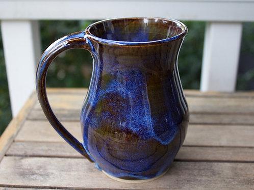 Jungle Sapphire Mug 06
