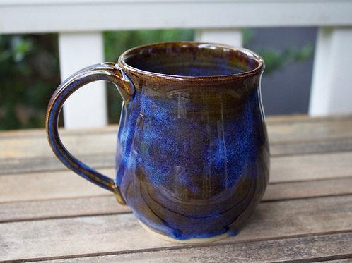 Jungle Sapphire Mug 05