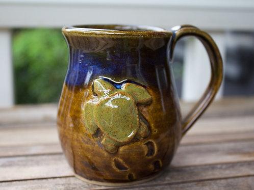 Turtle Mug 004