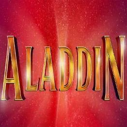 Aladdin panto poster