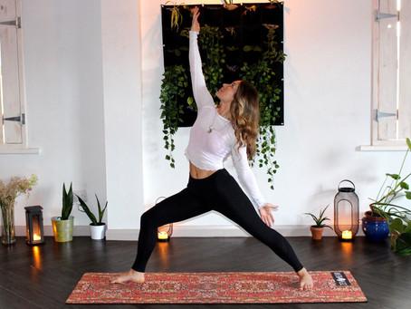 Four Yoga Asanas to open your Heart