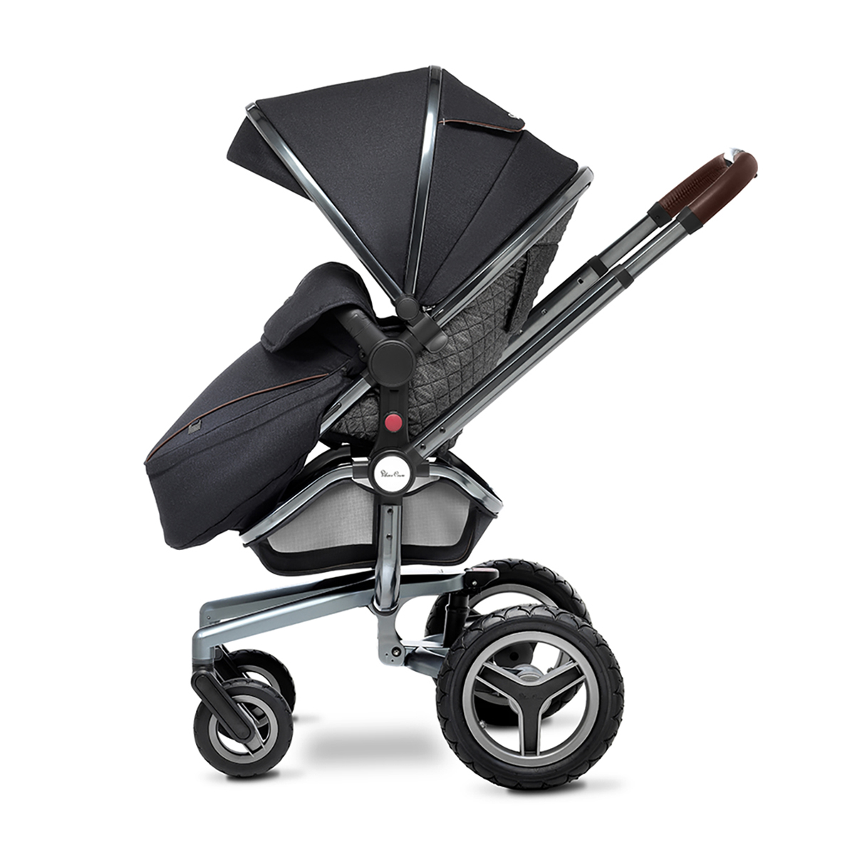 Pushchair Mode