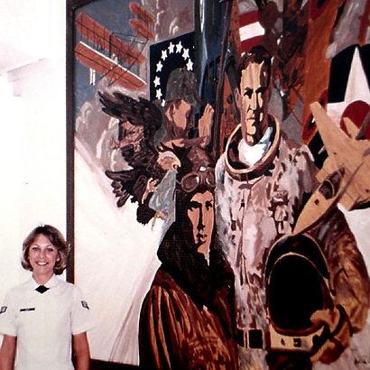 Mural - Women's Introductory Pilot Progr