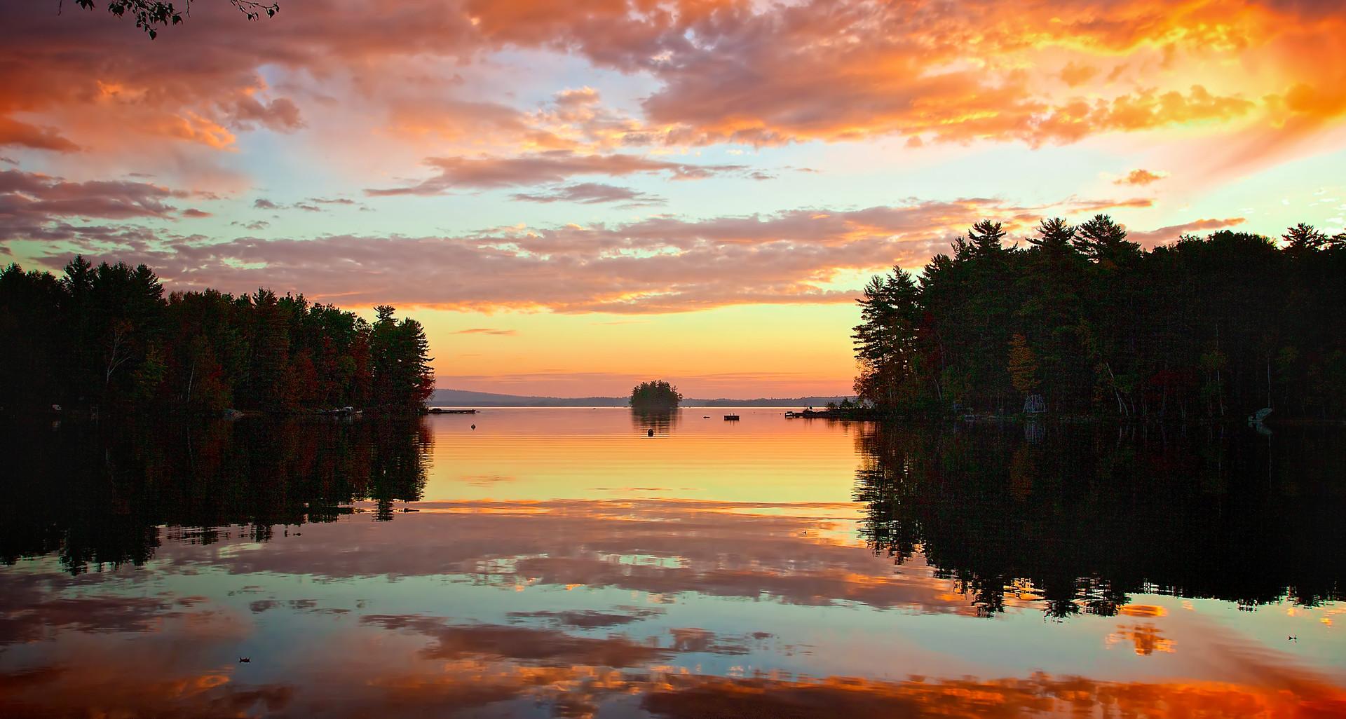 Millinocket Lake, Maine