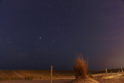 Stars Among the Dunes