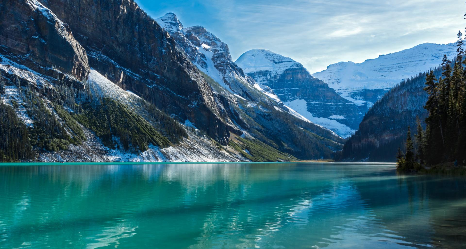 Lake Louise, Banff Park