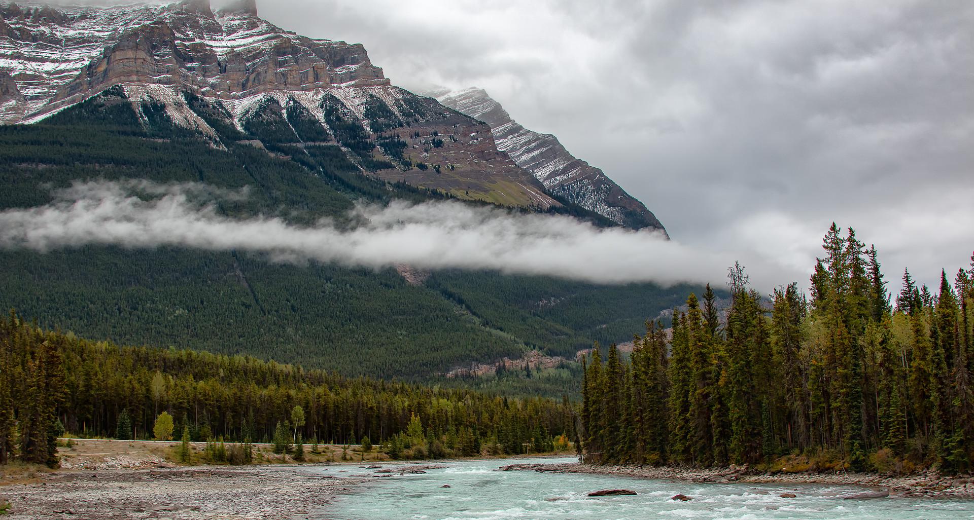 Athabasca Falls, Jasper Park