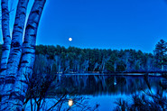 Lunar Reflection
