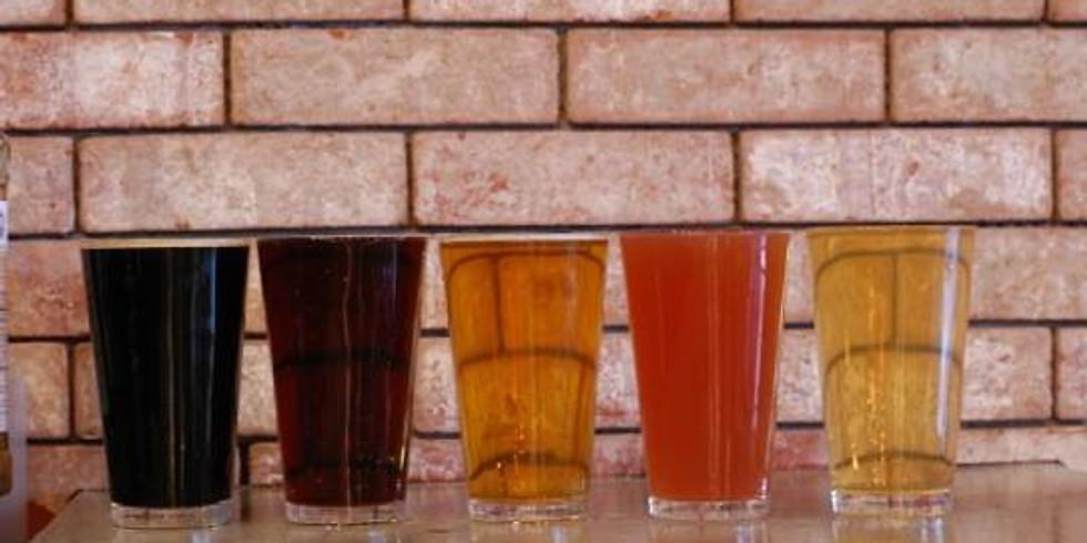 Thirsty Thursday Beer Tasting