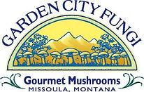 Garden City Fungi Logo