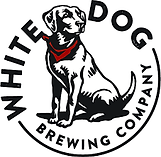 White Dog Logo