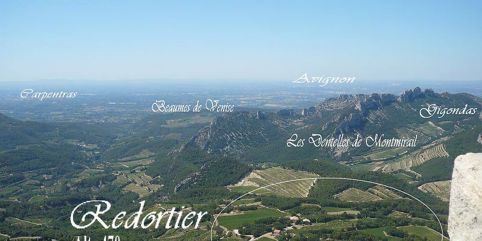 Chateau Redortier of the Rhone