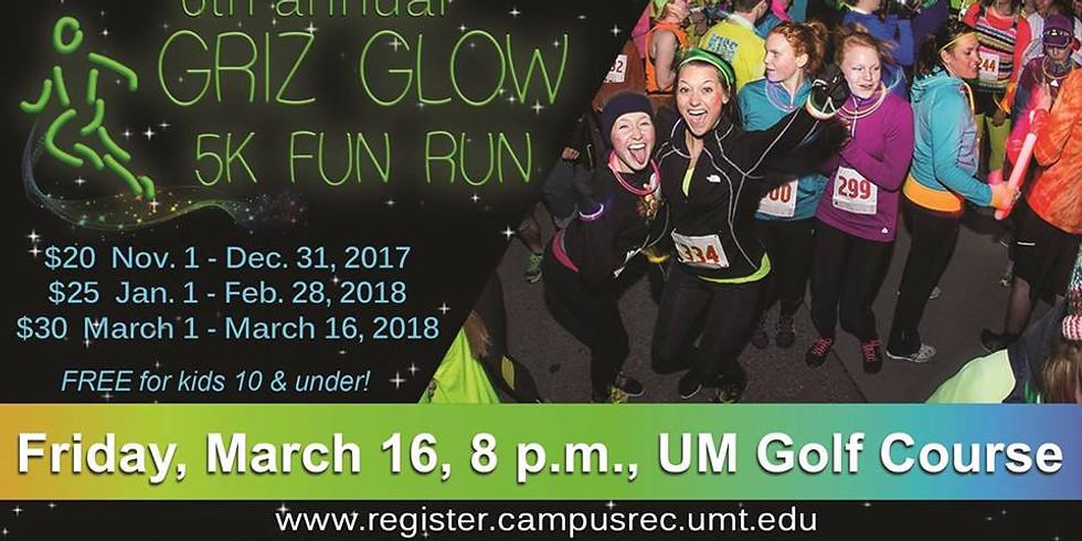 Griz Glow 5K Fun Run