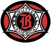 Butte American Logo