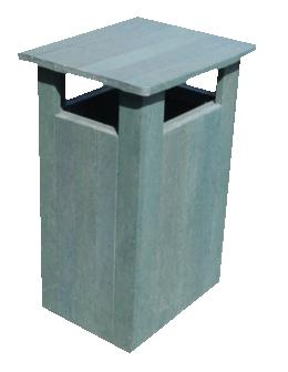 Denny Dustbin with lid (To Fit Bag)