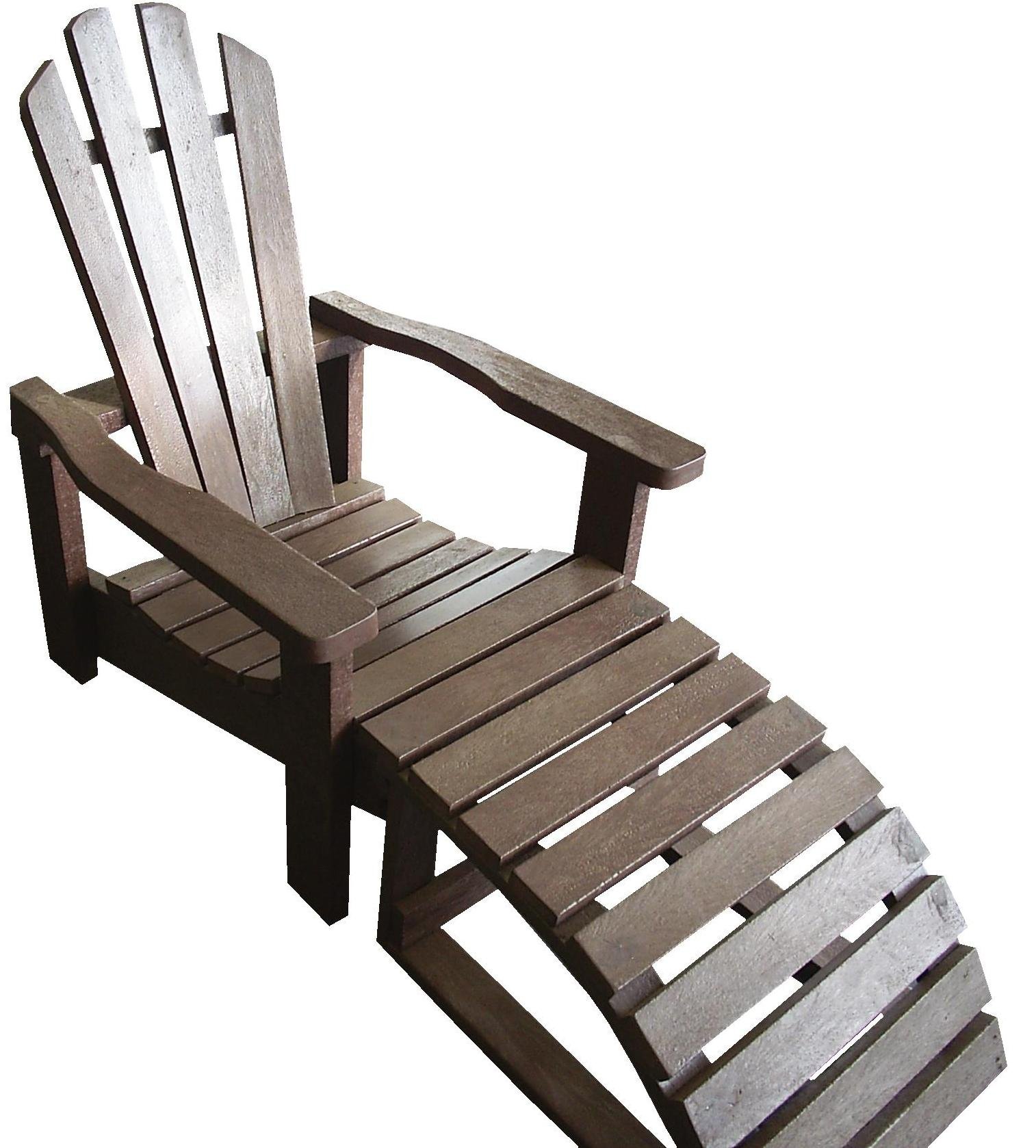 Adderon deck chair