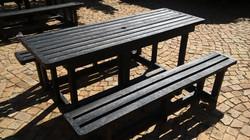 Poly-Eco Picnic Table Set