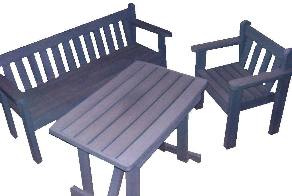 6 Seater Royal Patio Set With Back