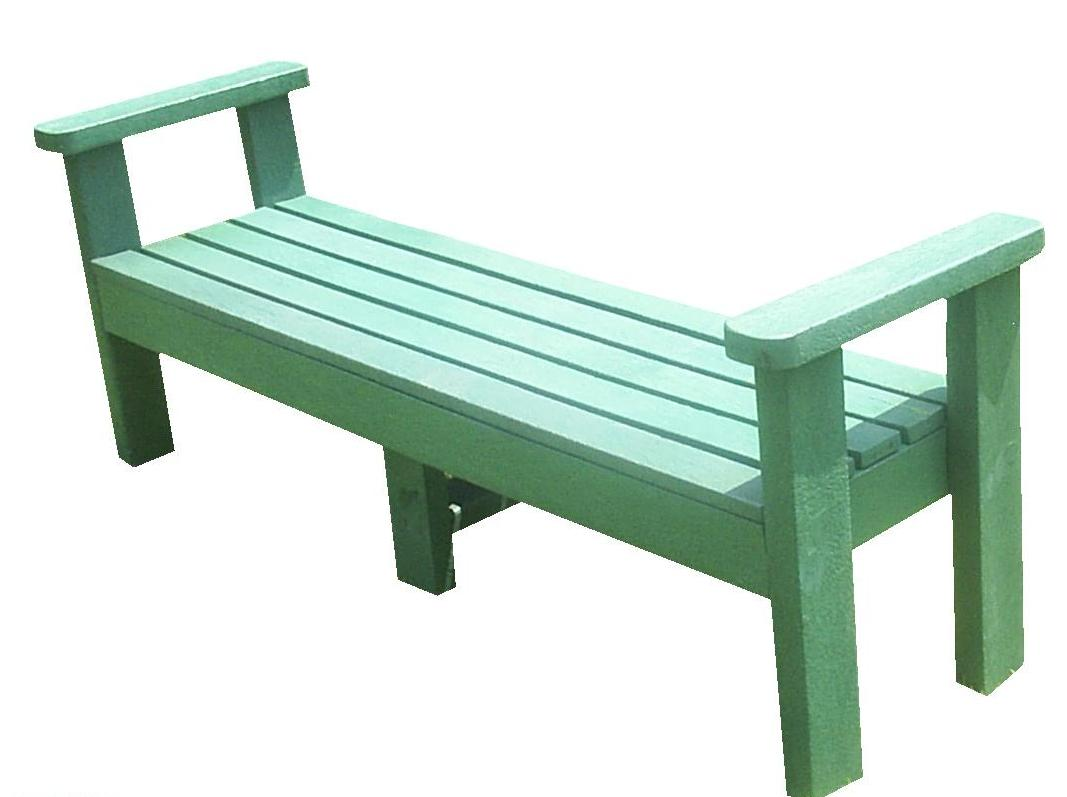 Single Ottoman Bench