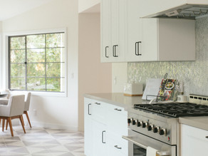 The Palm House: Kitchen Reveal