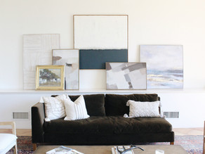 Awkward Walls and How to Style Them