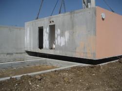 בנייה מהירה מבטון מחיר