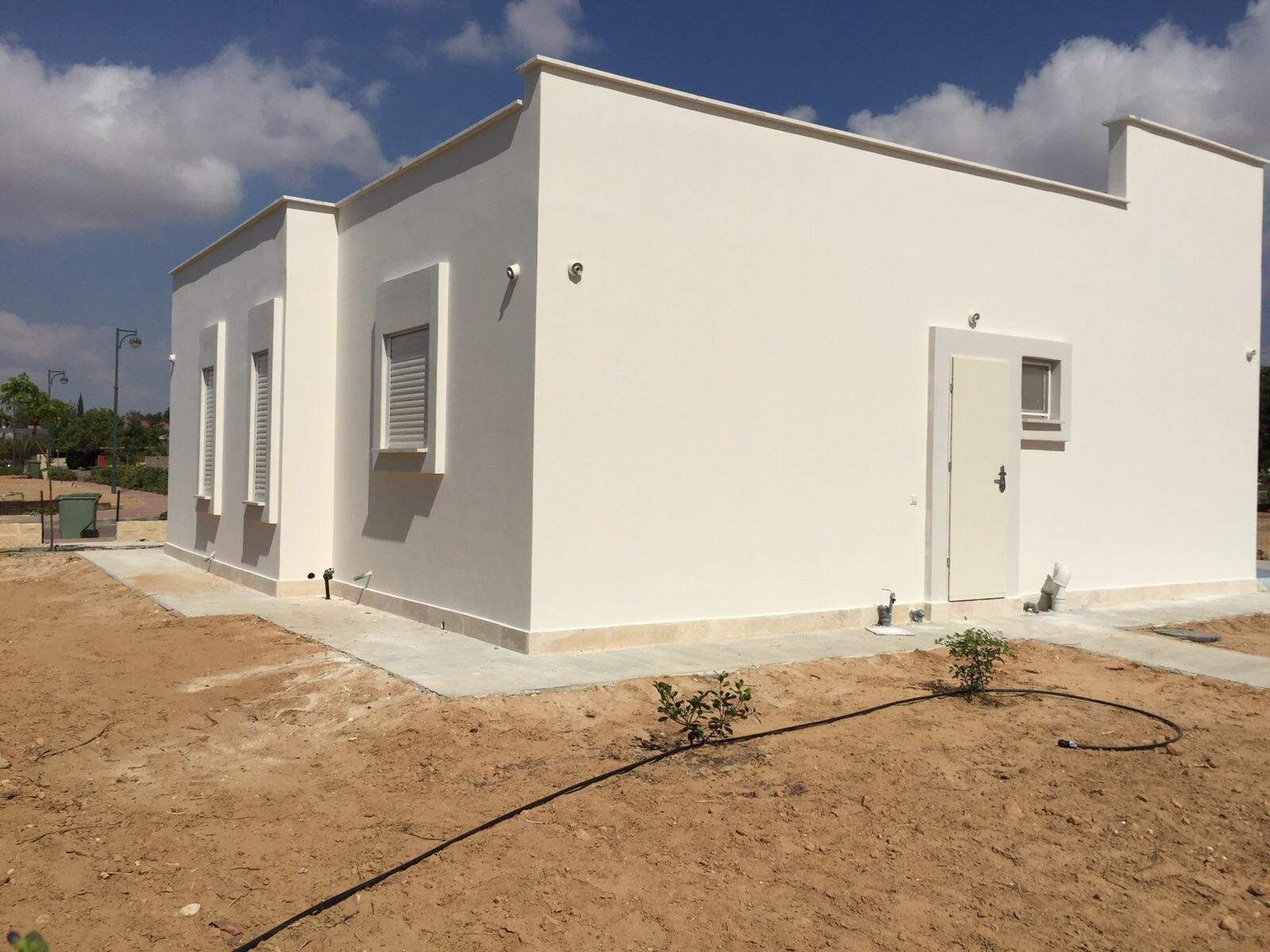 בניה מהירה מבטון מחיר