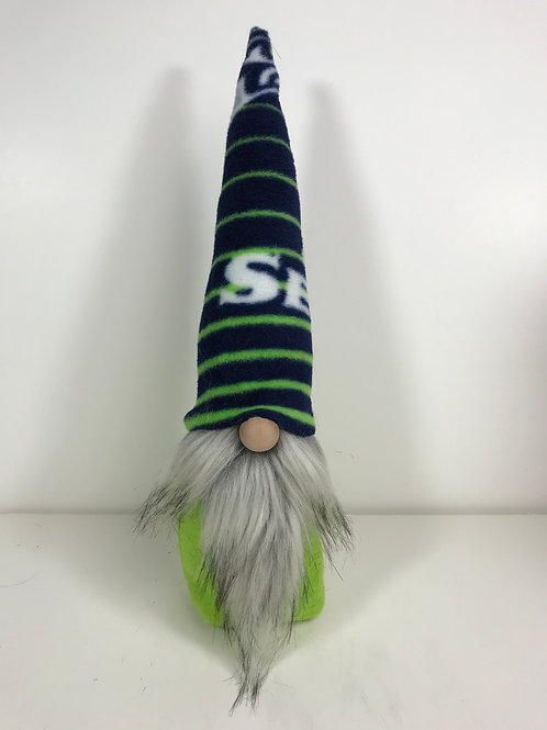 Gnome - Seattle Seahawks Grey Beard
