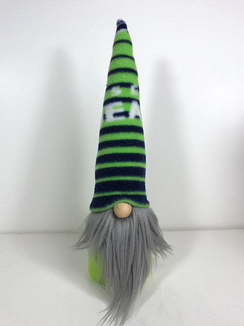 Gnome - Seattle Seahawks Old Grey Beard