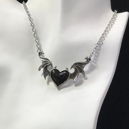Alchemy of England Blacksoul Necklace