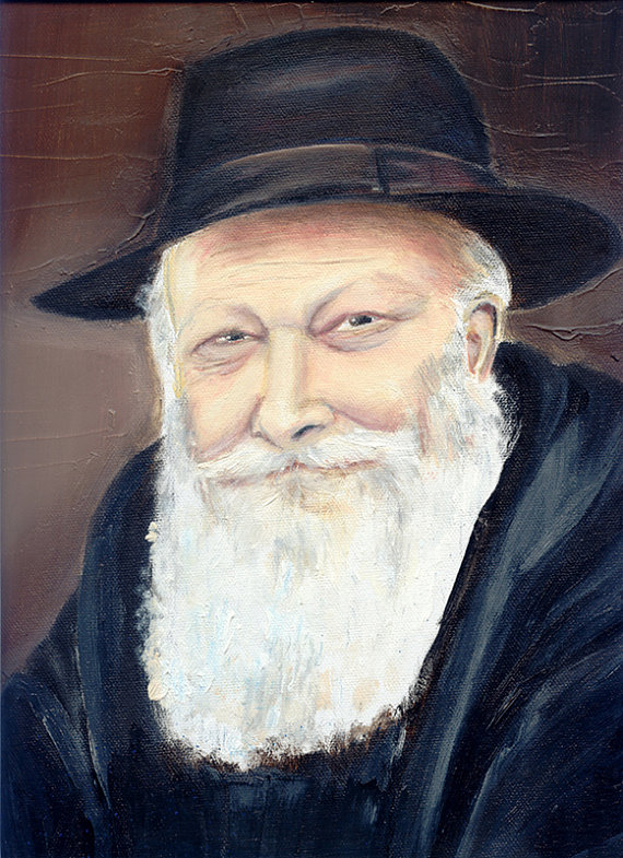 The Lubavitch Rebe