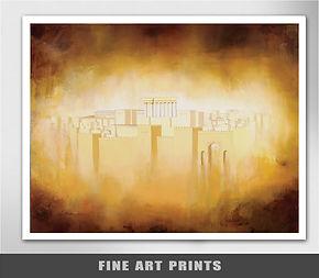 fine art prints - lina hazan - לינה חזן