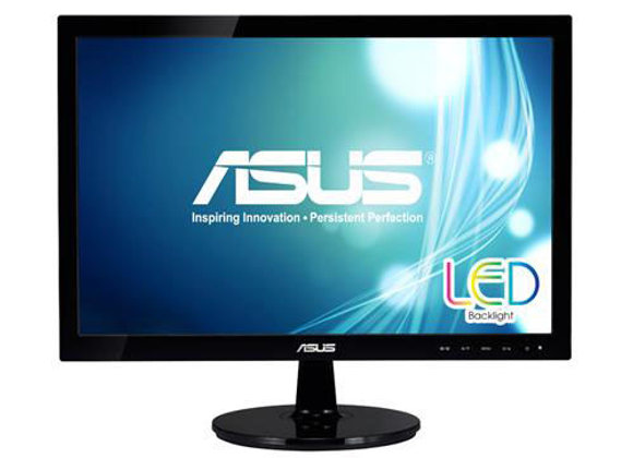 Monitor TFT LED ASUS VS197DE