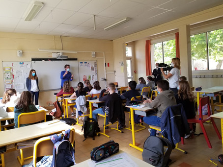 """Made in Perpignan : """"Le harcèlement scolaire, personne n'y croit avant d'en être victime"""""""