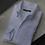 Thumbnail: Linen One-piece Collar Shirt - White