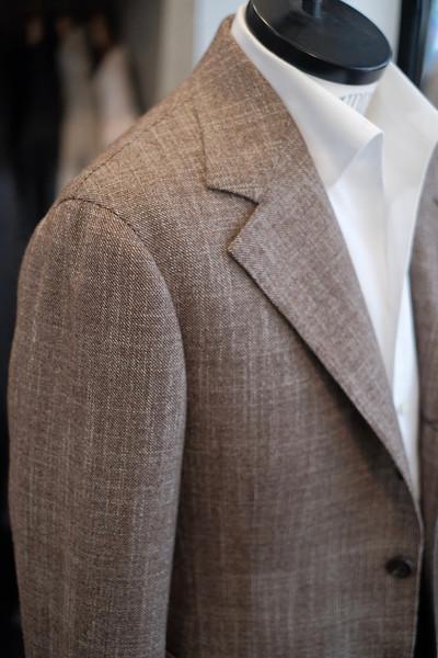 Spalla Camicia (Shirt Shoulder)