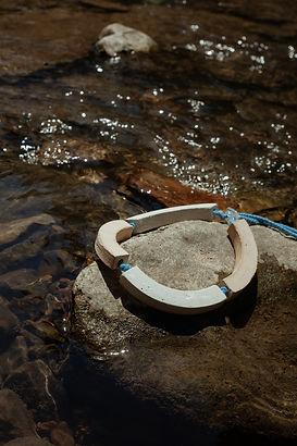 Full Circle Necklace by Devyn Vasquez