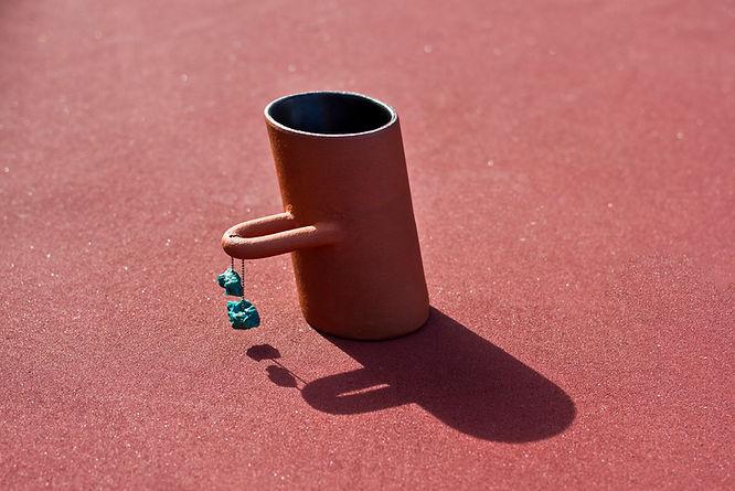 Lean Mug by Devyn Vasquez