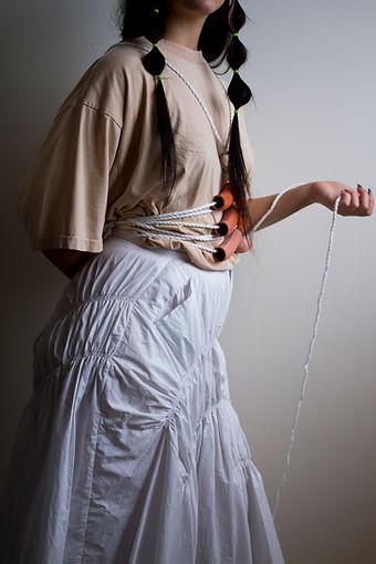 Condensation Harness by Devyn Vasquez