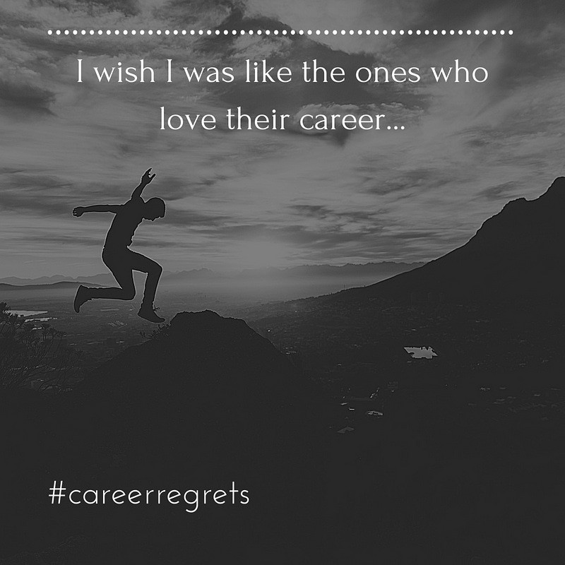 Career Regret