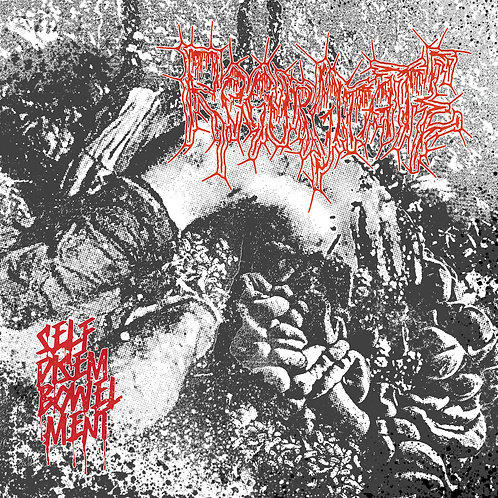 Regurgitate – Selfdisembowelment CD