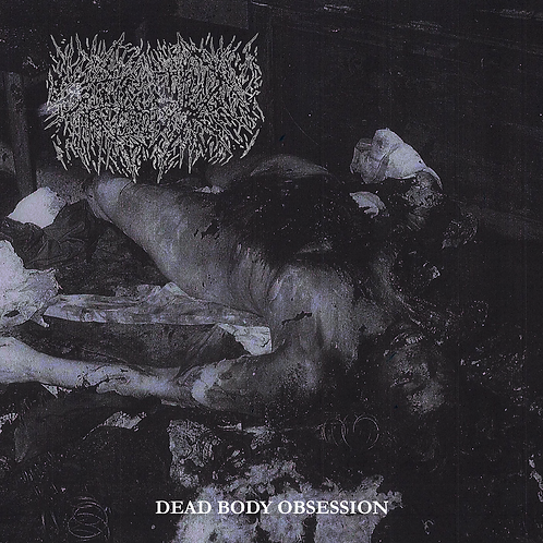 Liquid Viscera - Dead Body Obsession tape