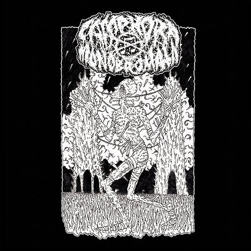 "Grinchfinger / Camphora Monobromata - split 7"""