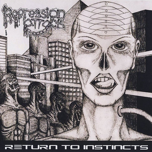 "Repression Attack - Return To Instincts 7""EP"