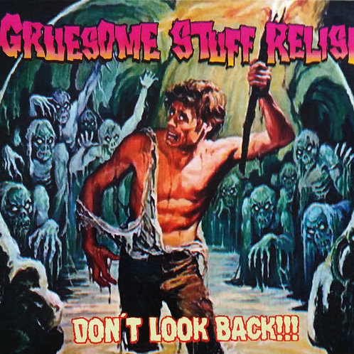 Gruesome Stuff Relish - Don't Look Back CD